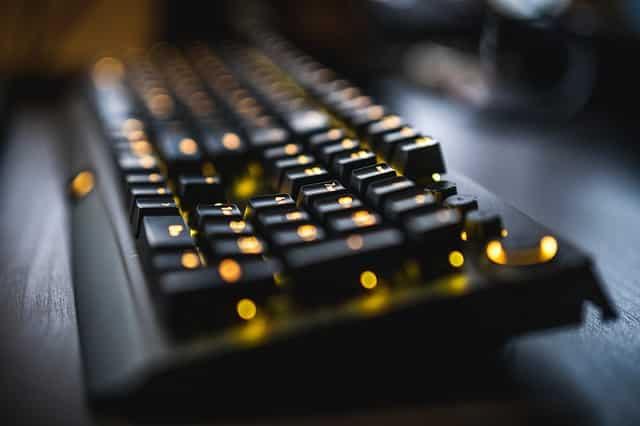 keyboard post