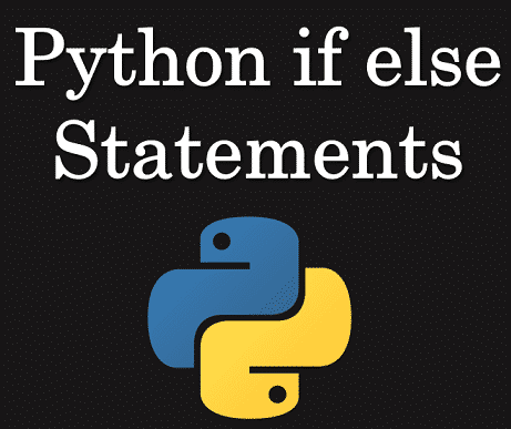Python-if-else-statement