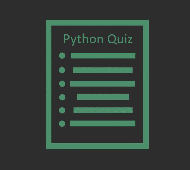 python-quiz