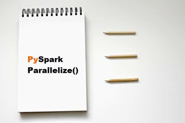 pyspark parallelize
